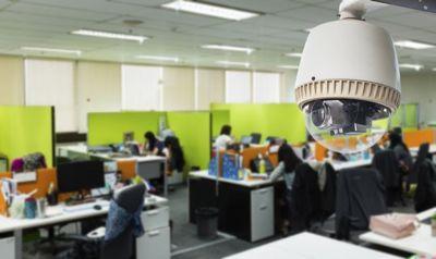 Vigilancia y software en computadoras de trabajo