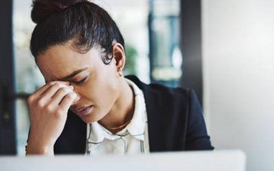 Altos niveles de estrés por control