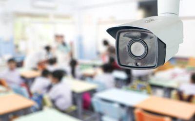 ¿Son legales las cámaras de seguridad?