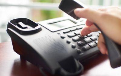 Control de llamadas
